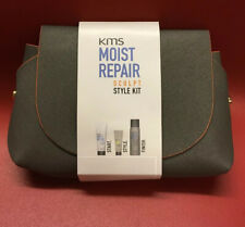 KMS Moist Repair Hair Travel Size Styling Sculpt Gift Set (3 Products)