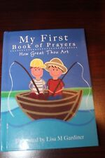 Board book My First Book of Prayers: How Great Thou Art by Lisa M. Gardiner