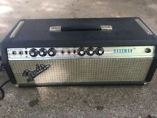 Fender Bassman Head 1970 Silverface, Great Condition