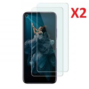 (2 Pack) Tempered Glass Screen Protector For Huawei nova 5T