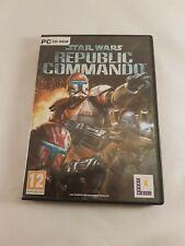 Star Wars Republic Commando (PC CD) **Free P&P**