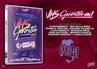 VHS Generation Vol 1 (DVD) [Home Movies Italia Segreta 02]