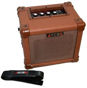 AROMA ACOUSTIC GUITAR AMPLIFIER AG10A ( Free Shipped in USA )