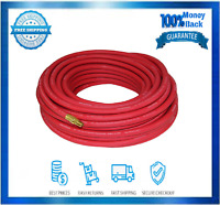 Goodyear 12674 Rubber Air Hose Red 3/8 in. X 50 FT. Air Water Application