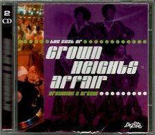Crown Heights Affair DREAMING A DREAM 2001 UK 2CD MINT