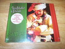 RARE Steve Lukather/Eddie Van Halen/Steve Vai/Slash/Edgar Winter CD Santa Mental
