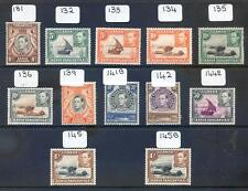 Pre-Decimal Lightly Hinged British Colony & Territory Stamps