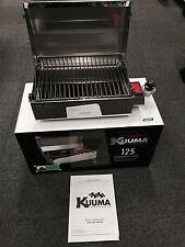 Kuuma Stow N' Go 125 Gas BBQ Grill 9,000 BTU Regulator Compact Marine Boat 58140