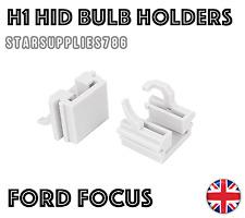 2x H1 FORD FOCUS HID CONVERSION KIT HEADLIGHT BULB HOLDERS FOCUS MK2 MK3 HOLDERS