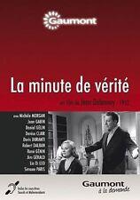"DVD ""La minute de vérité"" -Michèle Morgan -Jean Gabin  NEUF SOUS BLISTER"
