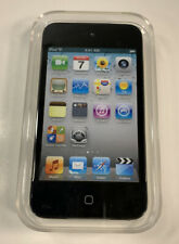 Genuine Apple iPod Touch 4th Gen Black 32 GB MC544LL/A Collectible NEW Sealed