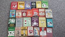 Lot of 26 Rare Vintage Pogo Comics (Includes some first pritings from the 50s)