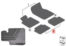 Genuine M Power Rear Floor Mats BMW 4 Series F32 F82 Coupe 2012-