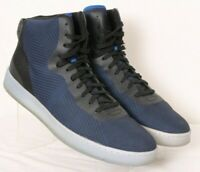 Nike 776086-400 NSW Pro Stepper Blue Lace-Up Hi-Top Athletic Sneakers Mens US 13