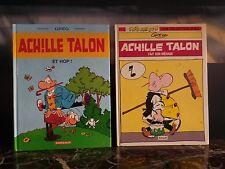 bandes dessinées Achille Talon Greg Dargaud ARTBOOK by PN