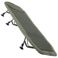Chub NEW Carp Fishing Green Outkast Flatbed Bedchair 6 Leg - 1377364