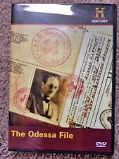 THE ODESSA FILE (HISTORY CHANNEL) In Search of History - NEW AND SEALED (RARE)