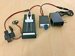 Bob's HO Slot Car Multi Powered Break-In / Runin Tool - With Speed Controller