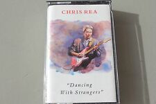 Chris Rea Dancing with Strangers Cassette Tape 1987