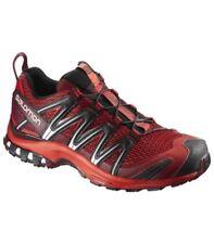 Zapatillas de deporte runnings rojos de trail
