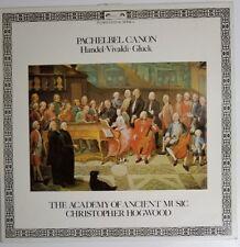 Pachelbel Canon Handel Vivaldi GLuck  DSLO 594 lp L'oiseau Lyre