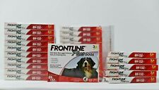 US EPA Reg. FRONTLINE PLUS for Dogs XL 89 - 132 lb - 3 Doses