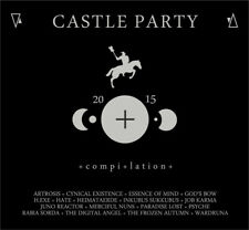 CASTLE PARTY 2015 LIMITED CD Juno Reactor PSYCHE Merciful Nuns RABIA SORDA