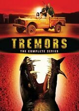Tremors TV Complete Series DVD Set Show Collection Michael Gross Box Horror Lee