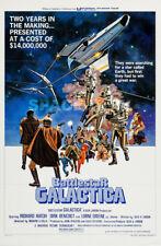BATTLESTAR GALACTICA 1978 MOVIE Poster