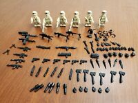US Marines Squad Modern Military Infantry 6 Minifigure Army Set For Lego USA