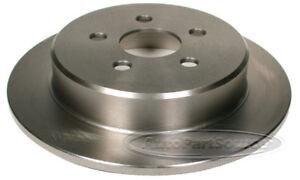 Disc Brake Rotor-Performance Plus Brake Rotor Rear Tru Star 491660