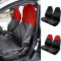 2PCS Auto Seat Covers for Car Sedan Truck Van Universal Seat Covers