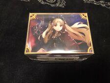 Fate Grand Order Stay Night Lancer Ereshkigal Rin Tohsaka Deck Box with Divider