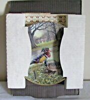 Knowles Plate 1987 THE WOOD DUCK Jerner's Ducks Ltd Ed # 3029 I w/ Box & COA