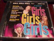 POCKET SONGS KARAOKE DISC PSCDG 1594 GIRLS GIRLS GIRLS VOL 3 CD+G MULTIPLEX