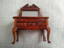 Dolls House Vintage Dressing Table