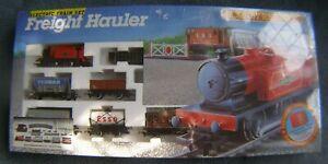 "HORNBY RAILWAYS MODEL NO.R851 ""FREIGHT HAULER"" TRAIN SET NEW BOXED VINTAGE BOX"