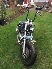 Harley Davidson Ironhead XLCH Bobber Chopper Custom Projekt