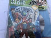 Eco Rangers Animal Kingdom DVD Kids Games Play On Snap TV Learning