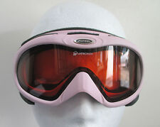 alpina doubleflex virgin a7015155 dl hicon rose pink ski brille