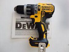 "DEWALT DCD796B 20V 20 Volt 1/2"" LI-ION Brushless Hammer Drill Driver DCD796 New"