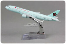 AIR CANADA BOEING 777 Passenger Airplane Plane Aircraft Metal Diecast Model