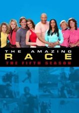 THE AMAZING RACE  5 (2004): w. Charla + Mirna - US TV Season Series - NEW DVD R1