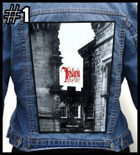 TRISTANIA  --- Huge Jacket Back Patch Backpatch --- Various Designs