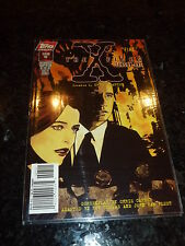 THE X-FILES Comic - SEASON 1 - Vol 1 - Date 04/1998 - Fire - Topps Comics
