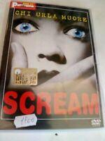 DVD SCREAM CHI URLA MUORE