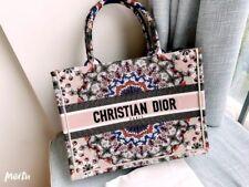 Authentic Dior Small Book Tote KaléiDiorscopic Bag
