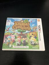 Animal Crossing: New Leaf Complete In Working Condition  (Nintendo 3DS, 2013)