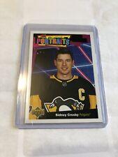 New listing Sidney Crosby Upperdeck Portraits 20/21 Hockey Card