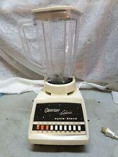 OSTER Mixer Osterizer 10 Speed Blender, 375 WATT, Vintage Retro, Standmixer USA